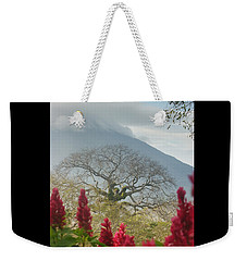 Weekender Tote Bag featuring the photograph Ometepe Island 1 by Rudi Prott