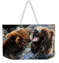 OMG Weekender Tote Bag by Diana Angstadt