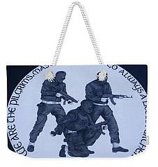 Ominous Weekender Tote Bag