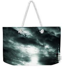 Ominous Skies Weekender Tote Bag