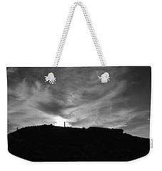 Ominous Sky Over Mt. Washington Weekender Tote Bag