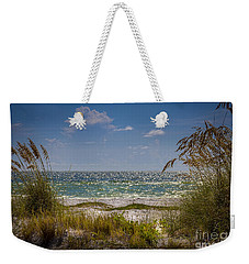 On A Clear Day Weekender Tote Bag by Marvin Spates