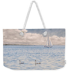 On A Summer's Breeze Weekender Tote Bag