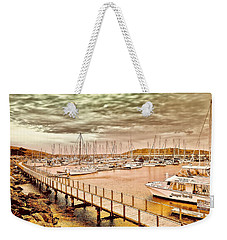 On Any Day Weekender Tote Bag by Wallaroo Images