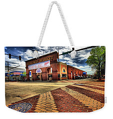 On Broadway Weekender Tote Bag by Robert McCubbin