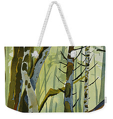 On Ivy Hill Weekender Tote Bag