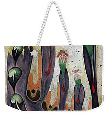 On My Way... Weekender Tote Bag by Jolanta Anna Karolska