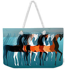 On Parade Weekender Tote Bag