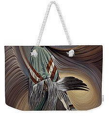On Sacred Ground Series I Weekender Tote Bag
