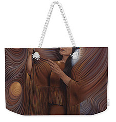 On Sacred Ground Series V Weekender Tote Bag