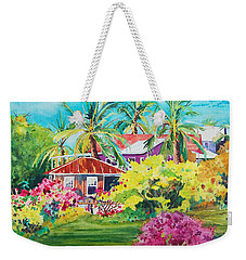 On The Big Island Weekender Tote Bag