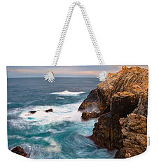 On The Cliff 2 Weekender Tote Bag