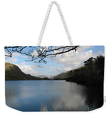 On The Drive To Connomarra Weekender Tote Bag