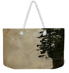 On The Edge Weekender Tote Bag