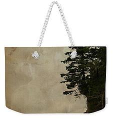 On The Edge Weekender Tote Bag