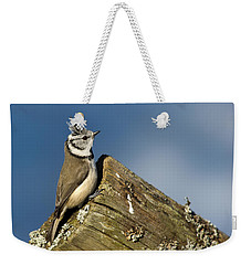 On The Edge Weekender Tote Bag by Torbjorn Swenelius