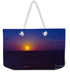 On The Horizon Weekender Tote Bag by Anita Lewis