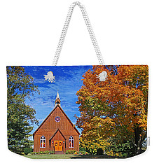 Weekender Tote Bag featuring the photograph On The Road To Maryville by HH Photography of Florida