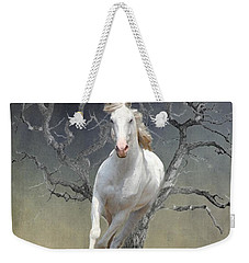 On The Run Weekender Tote Bag by Davandra Cribbie