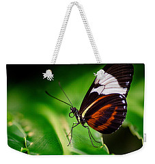 On The Wings Of Beauty Weekender Tote Bag