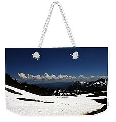 On Top Of Paradise Weekender Tote Bag