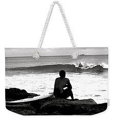 Once By The Ocean... Weekender Tote Bag by Lehua Pekelo-Stearns