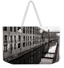 Once Industrial Georgetown Weekender Tote Bag