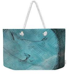 One Blue You Weekender Tote Bag