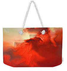 Weekender Tote Bag featuring the photograph One Day by Kellice Swaggerty
