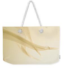 One Drop Of Water Weekender Tote Bag