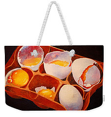 One Good Egg Weekender Tote Bag