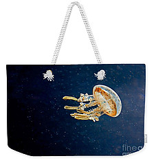 One Jelly Fish Art Prints Weekender Tote Bag