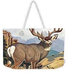One Last Look Weekender Tote Bag