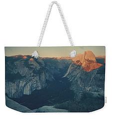 One Last Show Weekender Tote Bag