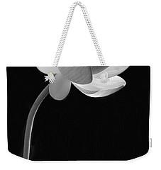 One Lotus Bud Weekender Tote Bag
