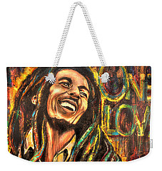 Bob Marley - One Love Weekender Tote Bag