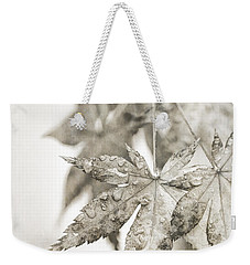One Misty Moisty Morning Weekender Tote Bag by Caitlyn  Grasso