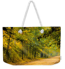 One Misty Morning Weekender Tote Bag