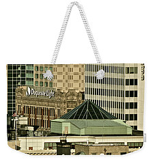 One On Top Of The Other Weekender Tote Bag