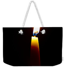 One Small Light Weekender Tote Bag