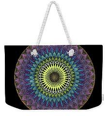 Oneness Weekender Tote Bag by Keiko Katsuta
