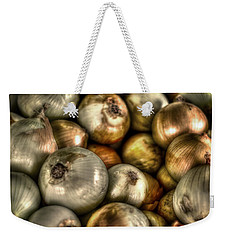 Onions Weekender Tote Bag by David Morefield