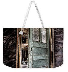 Open Door Weekender Tote Bag by Caitlyn  Grasso