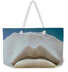 Open Mind Weekender Tote Bag