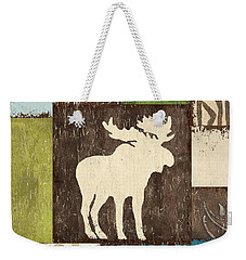 Open Season 1 Weekender Tote Bag by Debbie DeWitt