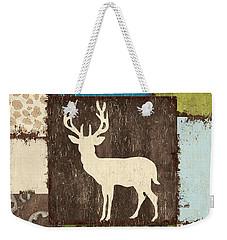 Open Season 2 Weekender Tote Bag by Debbie DeWitt