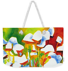 Opposites Attract Weekender Tote Bag
