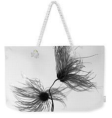 Opposites Obstruct Weekender Tote Bag by Jerry Cordeiro