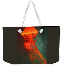 Orange Jellies Weekender Tote Bag