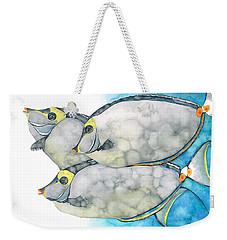 Orangespine Unicornfish Weekender Tote Bag